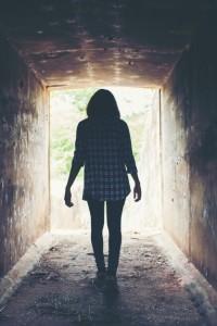 tunel solitario